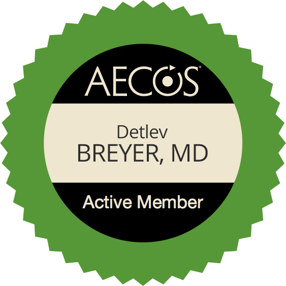 Aecos Badge
