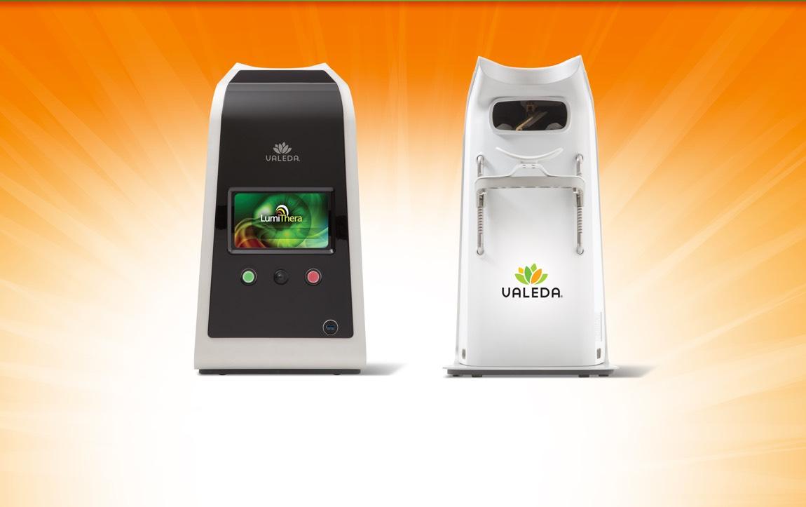 Das Valeda<sup>®</sup> Light Delivery System von LumiThera