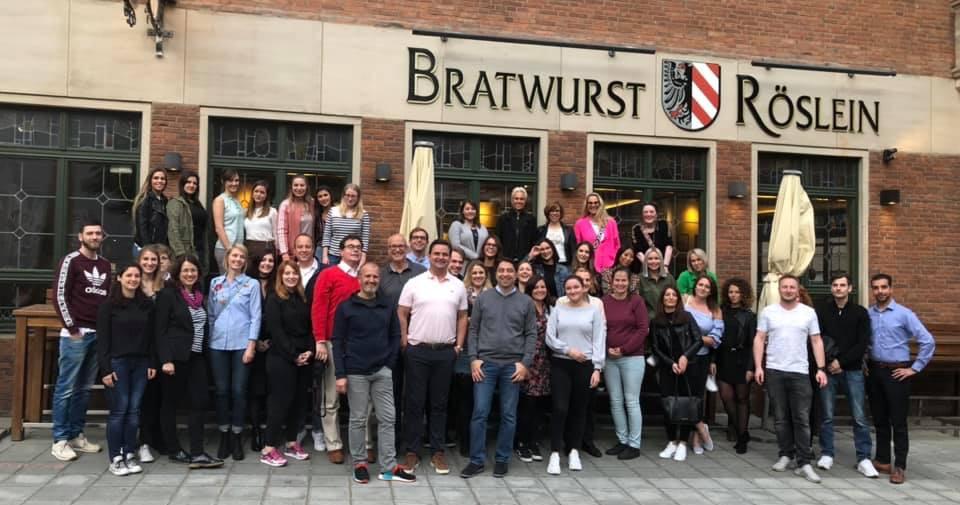 Das Team der Breyer, Kaymak & Klabe Augenchirurgie in Nürnberg.