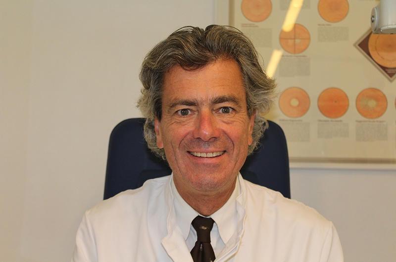 Dr. Michael Illert, Ihr Augenarzt an der Hüttenstraße in Düsseldorf.