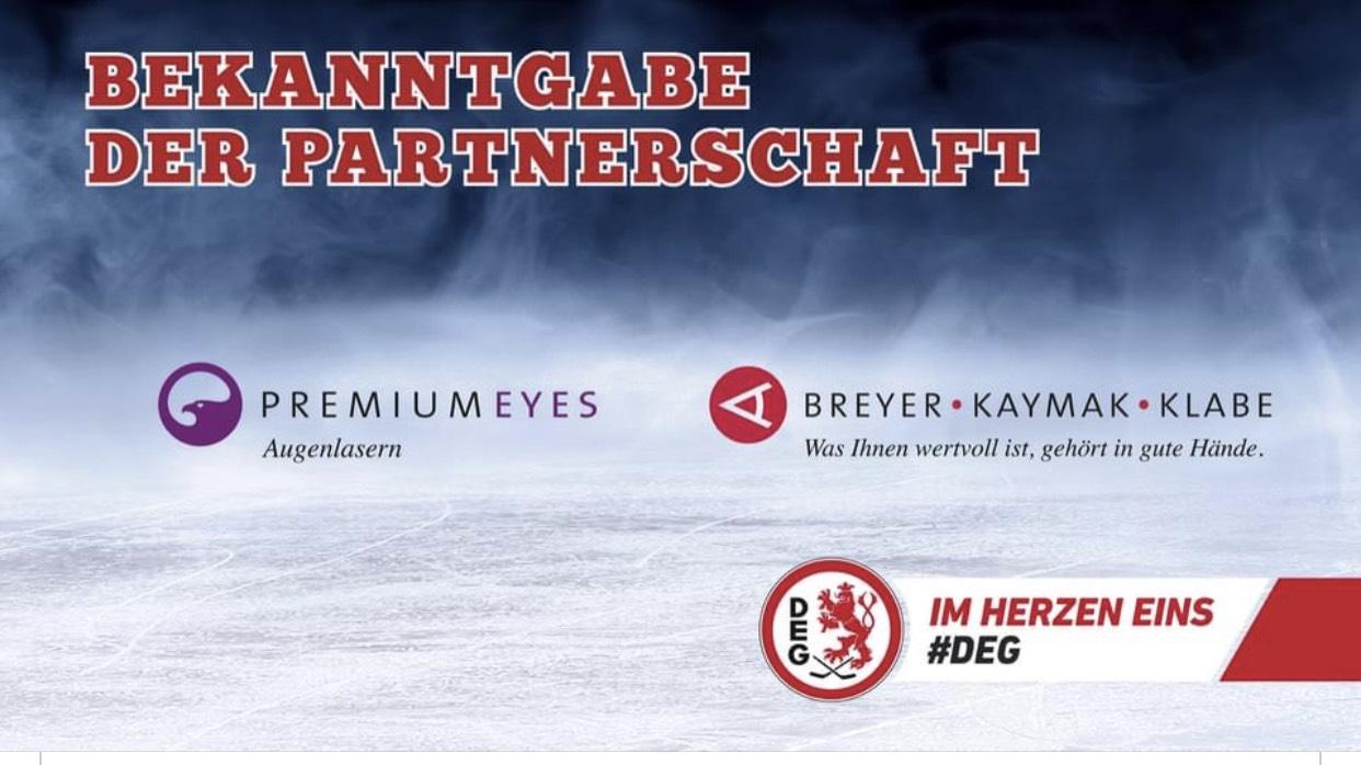 Offizielle Bekanntgabe der Partnerschaft zwischen der DEG und der Breyer, Kaymak & Klabe Augenchirurgie