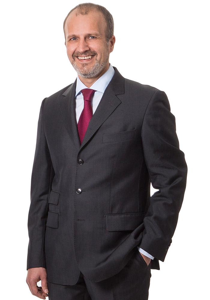 Augenarzt und Augenoperateur Dr. Karsten Klabe
