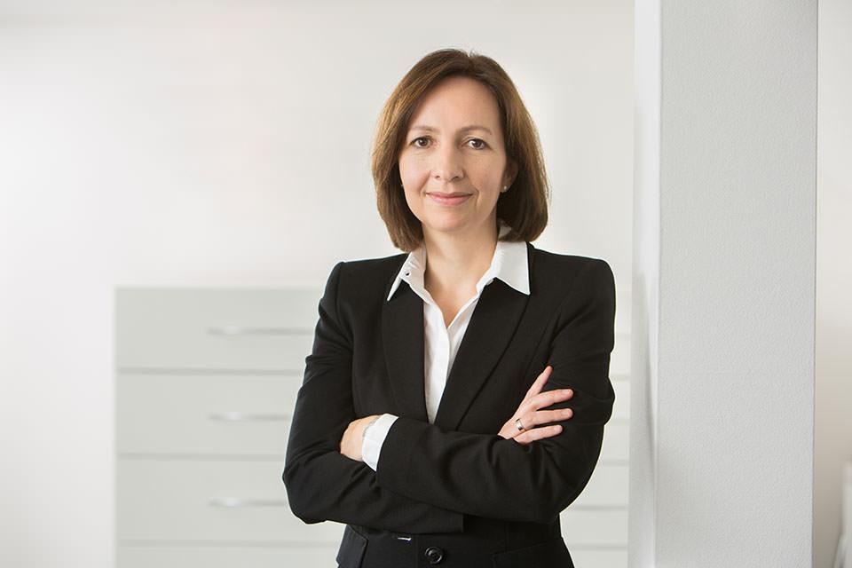 Portrait unserer Augenärztin Dr. Christiane Kaymak