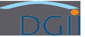 Logo: Deutsche Gesellschaft für Intraokularlinsen Implantation (DGII)