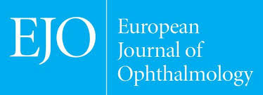 European Journal of Ophthalmology Logo