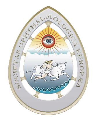Logo: European Society of Ophthalmology