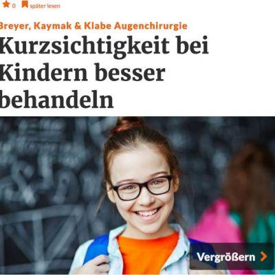 Breyer, Kaymak & Klabe in der RP-online
