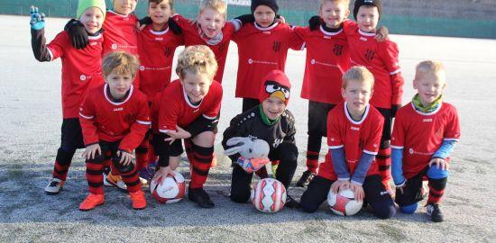 Teaserfoto Breyer sponsert Fußballbambinis