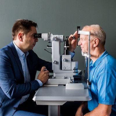 Dr. Kaymak zur CCS: Nanolasertherapie besser als Spontanverlauf?