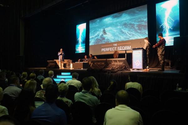 Dr. Breyer im Panel beim Kongress der AUSCRS