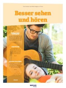 Dr. Breyer informiert Handelsblatt-Leser über SMILE-Augenlasern