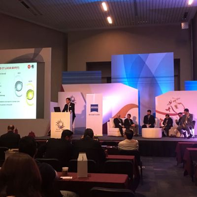 Dr. Breyer trägt beim Weltkongress der Ophthalmologen in Mexiko vor