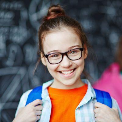 Infoabend bei zum Thema Kurzsichtigkeit bei Schülern