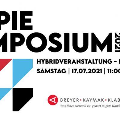 Logo des Myopie-Symposiums 2021