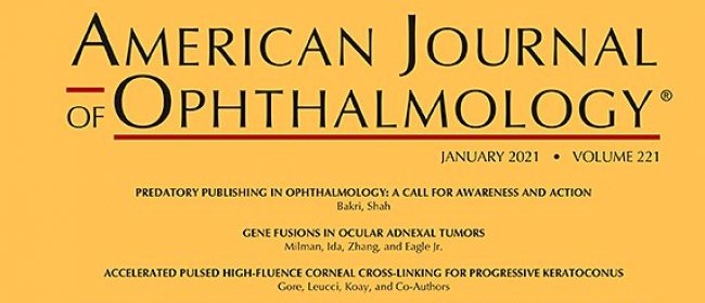 Publikation zur Femtis-IOL im American Journal of Ophthalmology