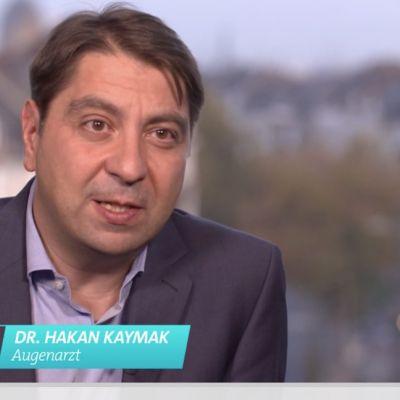 SWR-Interview mit Dr. Kaymak über Kurzsichtigkeit bei Kindern