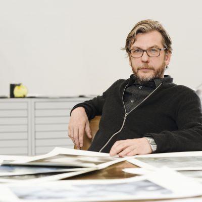 Portrait von Thomas Ruff.