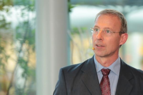 Prof. Dr. Achim Langenbucher, Leiter des Lehrstuhls  Experimentelle Ophthalmologie an der Universität Homburg/Saar.