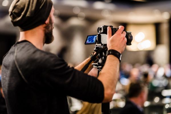Der Kameramann ...