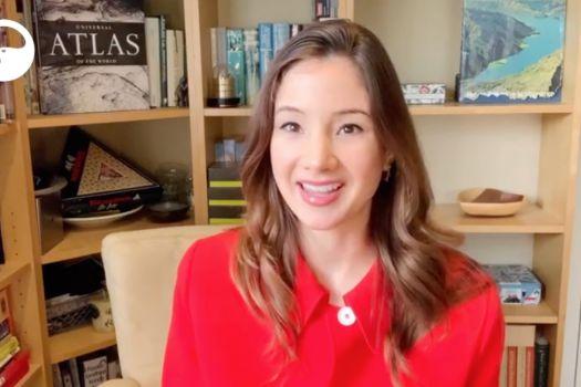 Teaserbild Cherry M. berichtet über ihre SMILE-Behandlung