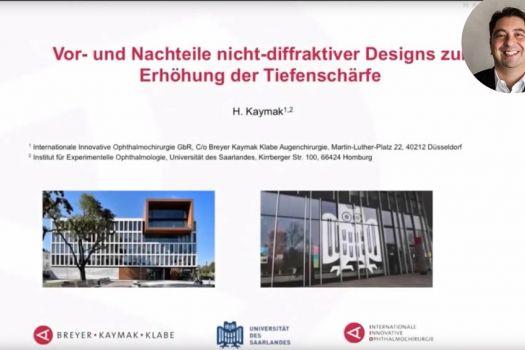 Teaserbild dgii 21 HK Vor- und Nachteile nicht-diffraktiver Designs zur Erhöhung der Tiefenschärfe