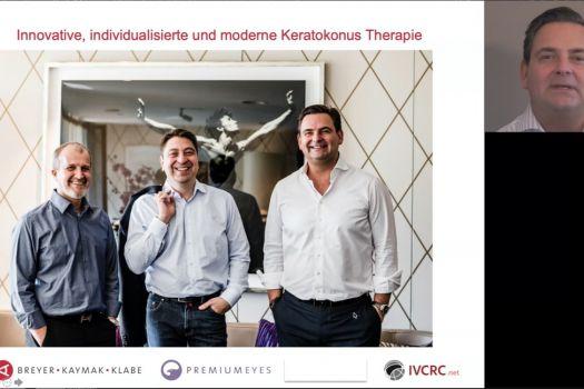 Teaserbild [2020] Innovative, individualisierte und moderne Keratokonus-Therapie