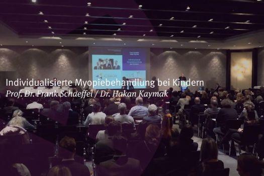 Teaserbild ISA19 Individualisierte Myopiebehandlung bei Kindern