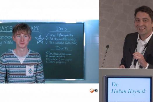 Teaserbild ISA19 Sex, Drugs and Retina: Kurioses aus der Klinik – Prof.G. Auffarth, Dr. H Kaymak