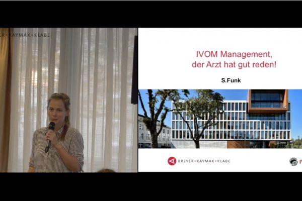 Teaserbild von IVOM-Management