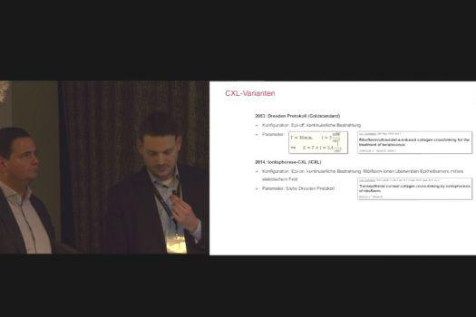 Teaserbild MVZ18 Innovative und individualisierte Keratokonus-Therapie