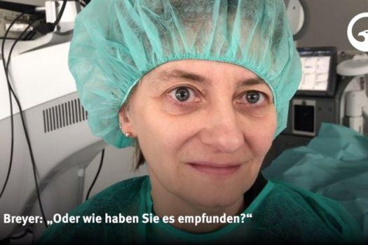 Teaserbild Patientenerfahrung Frau Clauß aus Oberhausen