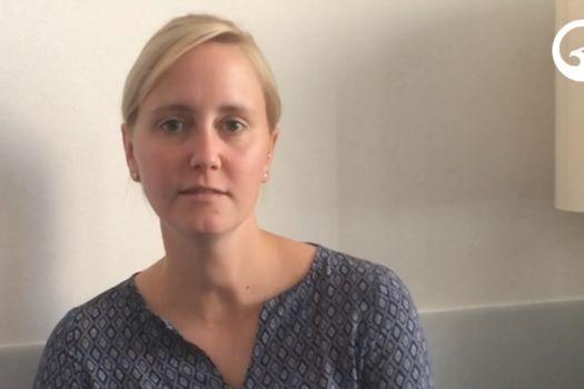 Teaserbild Patientenerfahrung Frau Simon, Düsseldorf