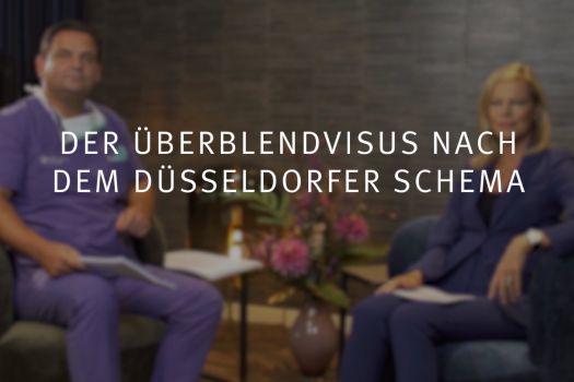 Teaserbild Ruge-Interview 15: Der Überblendvisus nach dem Düsseldorfer Schema