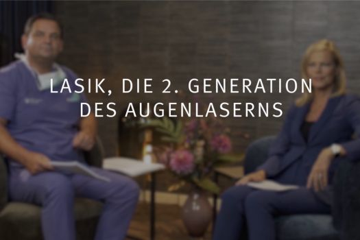 Teaserbild Ruge Interview 4: LASIK