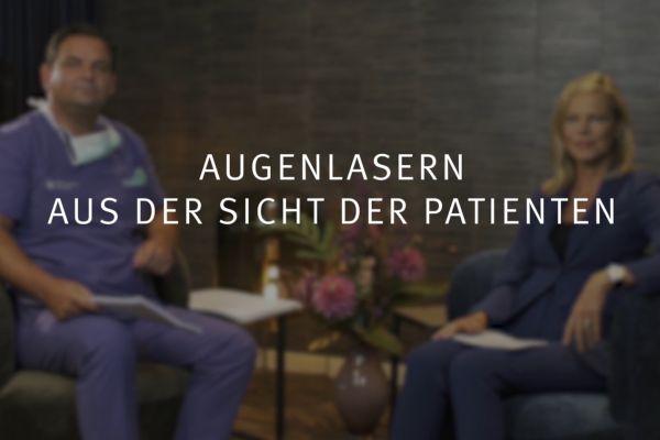 Teaserbild von Ruge Interview 6: Augenlasern ein Ueberblick