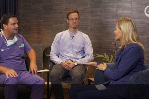 Teaserbild Ruge-Interview 8: Keratokonus: Das Düsseldorfer Therapieschema