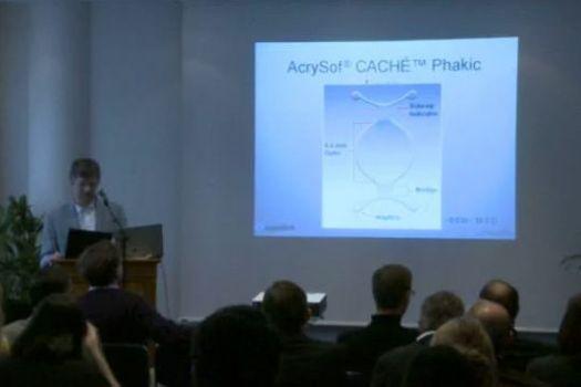 Teaserbild [Vimeo] Alcon phakic Cachet