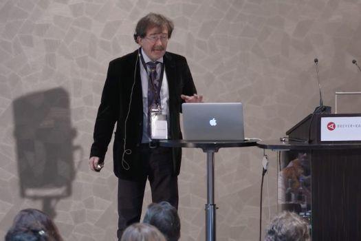 Teaserbild [Vimeo] Innovationssymposium 2016: Manfred Zierhut - Update Anteriore Uveitis