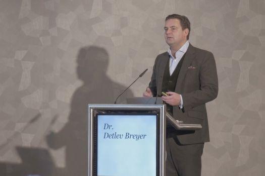 Teaserbild ISA17: Dr. Detlev Breyer - Neueste Erkenntnisse unserer wissenschaftlichen Tätigkeit: Keratokonus – Multifokallinsen – ReLEx® smile