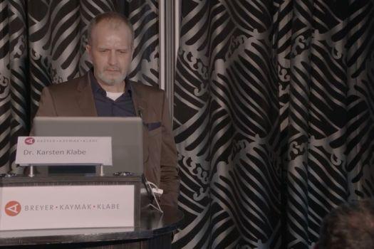 Teaserbild ISA17: Dr. Karsten Klabe: IVOM-Therapie