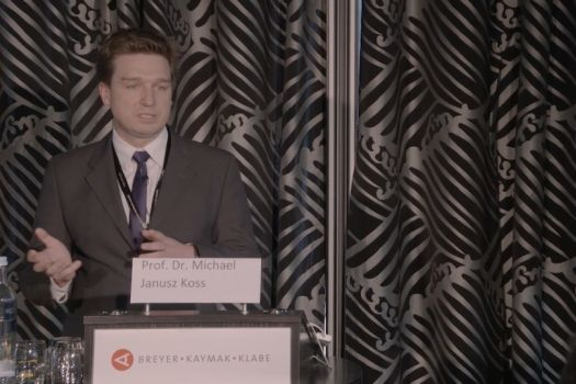 Teaserbild ISA17: Prof M Koss, Bull's Eye Makulopathie: Verlaufskontrollen