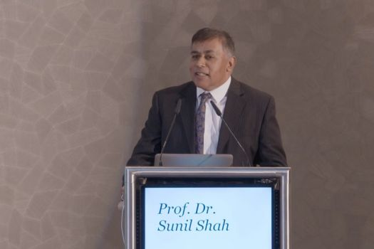 Teaserbild ISA17: Prof Shah Optimising near vision following cataract surgery