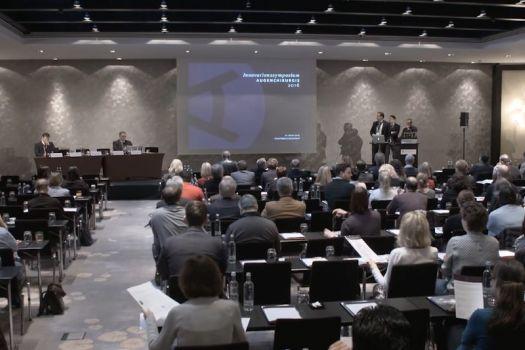Teaserbild [Vimeo] Innovationssymposium 2016: Begrüßung