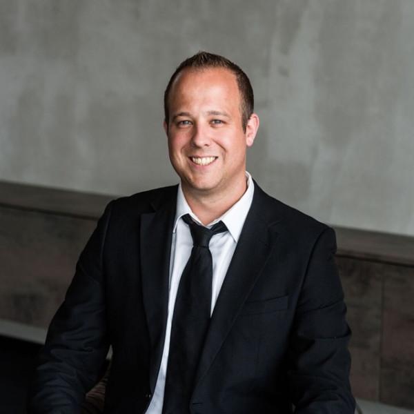 Portrait unseres Mitarbeiters Daniel Biehl.