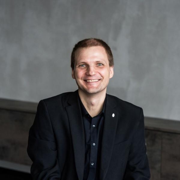 Portrait von Dr. Andreas Fricke