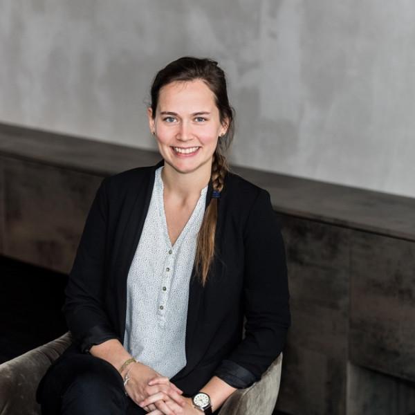 Saskia Funk, wissenschaftliche Mitarbeiterin