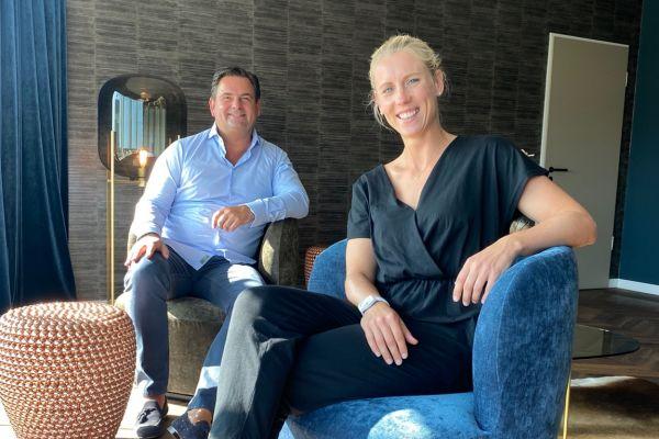 Teaserbild von Beachvolleyballerin Karla Borger erhielt eine Femto-LASIK