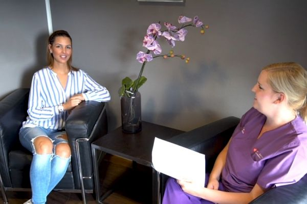 Teaserbild von Unsere Mitarbeiterinnen sind happy mit SMILE