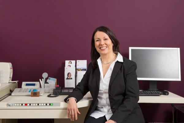Dr. Elke Taylor, Augenärztin in Düsseldorf und Meerbusch.